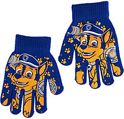 Child Chase Gloves - PAW Patrol