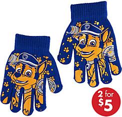 Child Chase Gloves - PAW Patrol