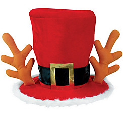 Giant Santa Top Hat