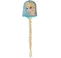 Child Elsa Beanie with Braid - Frozen