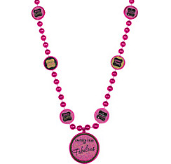 Birthday Necklace - Born to Be Fabulous