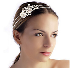 Gemstone Double Headband