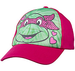 Child Pink Teenage Mutant Ninja Turtles Baseball Hat