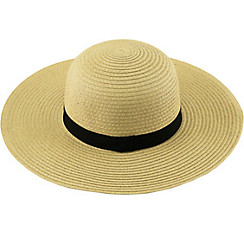 Natural Floppy Hat