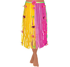 Ribbon Hula Skirt