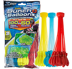 Blue, Red & Yellow Bunch O Balloons 105ct