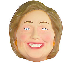 Female Presidential Candidate Mask