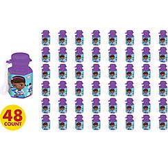 Doc McStuffins Mini Bubbles 8ct