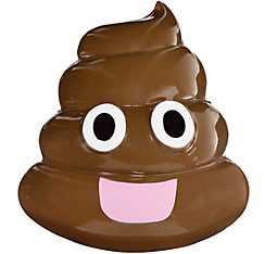 Poop Icon Mask