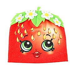 Child Strawberry Kiss Beanie - Shopkins
