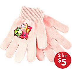 Child Shopkins Gloves