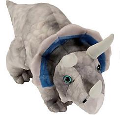 Triceratops Dinosaur Plush