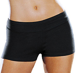 Adult Black Roxie Hot Short