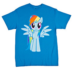 Rainbow Dash My Little Pony T-Shirt