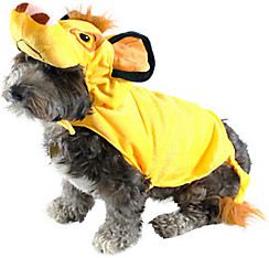 Simba Dog Hoodie