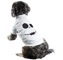 Jack Skellington Dog Shirt