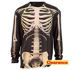 Adult Skeleton T-Shirt