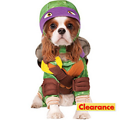 Teenage Mutant Ninja Turtles Donatello Dog Costume