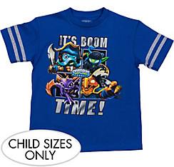 It's Boom Time Skylanders T-Shirt