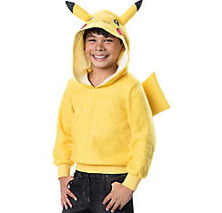 Child Pikachu Hoodie - Pokemon
