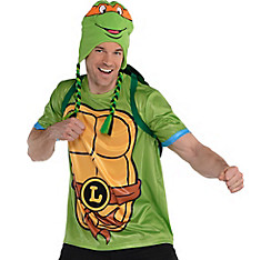 Leonardo T-Shirt - Teenage Mutant Ninja Turtles