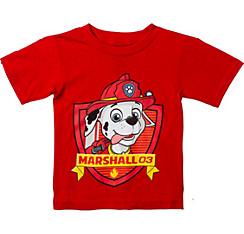 Child Marshall T-Shirt - PAW Patrol