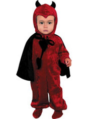 Toddler Boys Darling Devil Costume