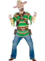 Adult Tequila Pop Dude Costume