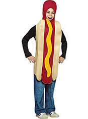 Child Hot Dog Costume