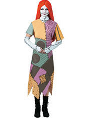 Adult Sally Costume - Nightmare Before Christmas