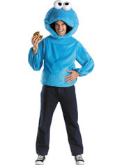 Adult Cookie Monster Costume - Sesame Street