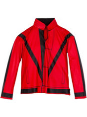 Adult Michael Jackson Red Thriller Jacket