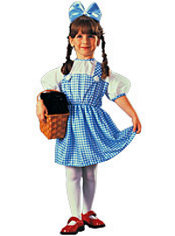 Baby Dorothy Costume - Wizard of Oz