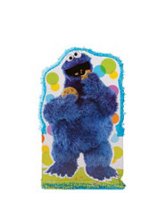 Giant Cookie Monster Pinata 36in