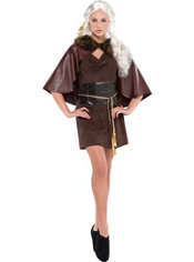 Adult Renaissance Warrior Cape