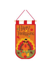 Felt Thanksgiving Turkey Sign