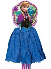 Pull String Anna Pinata Deluxe - Frozen