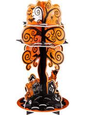 Spooky Tree Shot Glass Holder