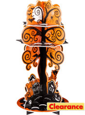 Spooky Tree Shot Glass Holder