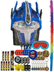 Optimus Prime Pinata Kit with Favors - Transformers