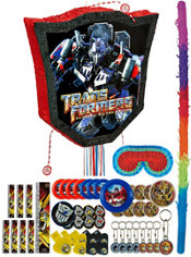 Transformers Pinata Kit with Favors