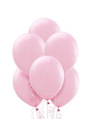 New Pink Latex Balloons 9in 20ct