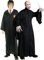 Harry Potter and Voldemort Couples Costumes