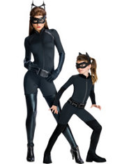 Catwoman Mommy and Me Costumes
