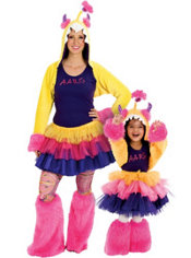 Aarg Monster Mommy and Me Costumes