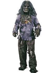 Boys Complete Zombie Costume