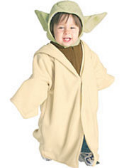 Baby Yoda Costume - Star Wars