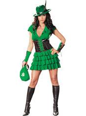 Adult Robyn da Hood Costume