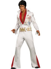 Adult Elvis Presley Costume Grand Heritage