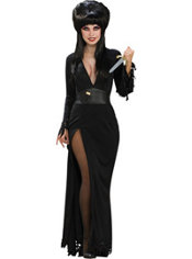 Adult Elvira Costume Grand Heritage